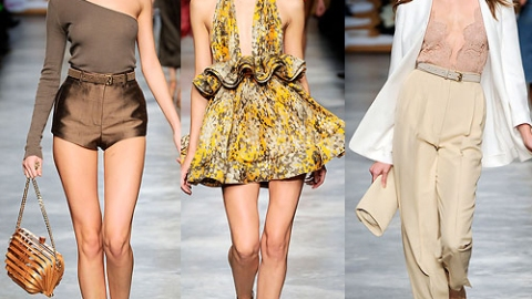 Fashion Week 2009: Paris Round-Up | StyleCaster