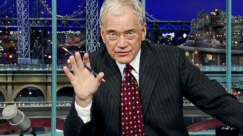 David Letterman Apologizes to Wife Publicly   StyleCaster