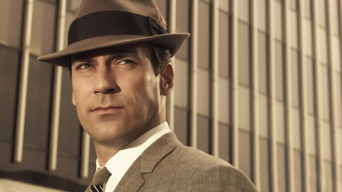 Don Draper: Mad Men Produces the Most Influential Male Icon, According to Survey | StyleCaster