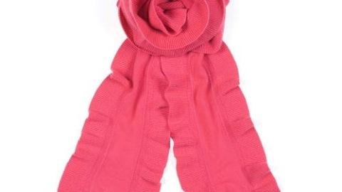 Support Breast Cancer Awareness Month With the Softest Scarf | StyleCaster
