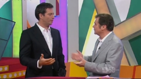 Harry Connick Jr: Black Face Parody Rubs Him the Wrong Way | StyleCaster