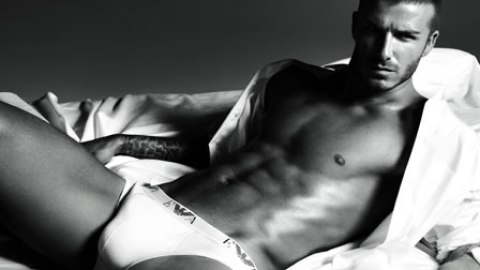 David Beckham: Armani Days Are Over, Looks to Launch Underwear Line | StyleCaster