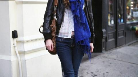 Street Style: New York – Lisa Tobias | StyleCaster