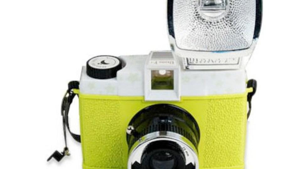 DIANA F+ Mr. Pink lomography camera   StyleCaster