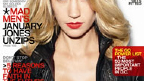 Mad Men: January Jones Dishes on a Particular Ex | StyleCaster