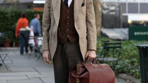 Street Style: New York – Zachary David Palmer | StyleCaster