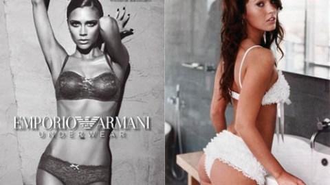 Megan Fox: Transformers Actress Replaces Victoria Beckham as face of Emporio Armani | StyleCaster