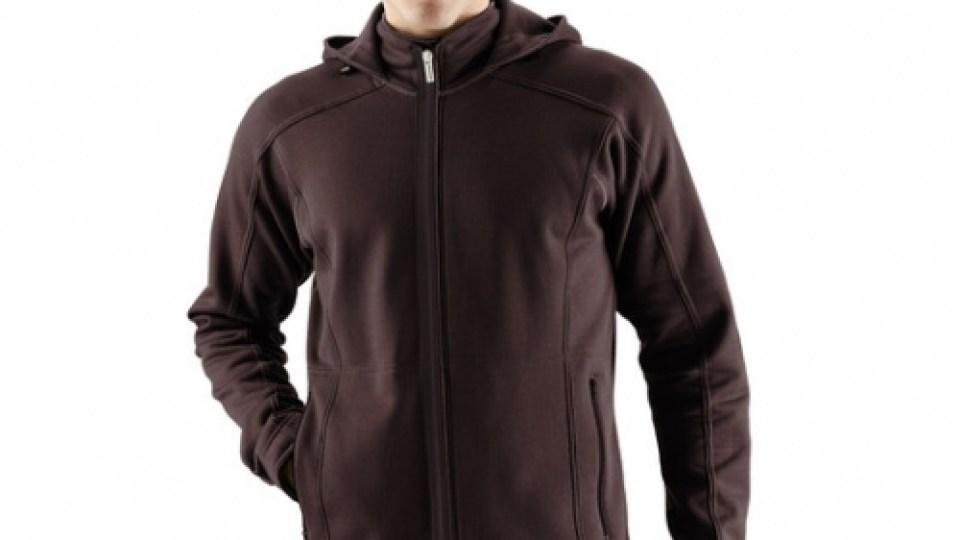 Men's Must: Nau Profile Fleece Hoody | StyleCaster