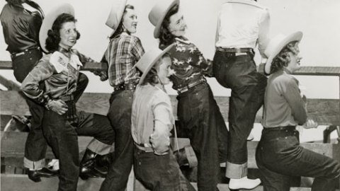 10 Moments in the History of Denim | StyleCaster