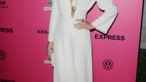 """Amber Valletta: """"Hitch"""" Actress Adds """"Designer"""" to Her Resume   StyleCaster"""