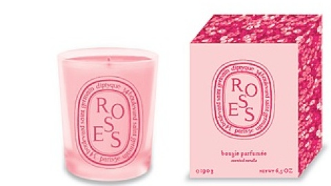 Diptyque Pink Rose Candle   StyleCaster