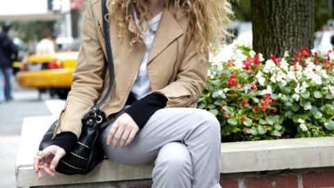 Street Style: New York – Jessica Katz | StyleCaster