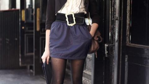 Street Style: New York – Jessica Ragolia   StyleCaster