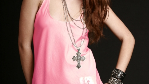 Support Breast Cancer Awareness with a Silk Tank   StyleCaster