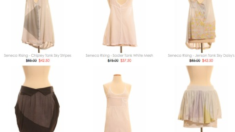 Cutdrop: Online Sales For a Good Cause   StyleCaster