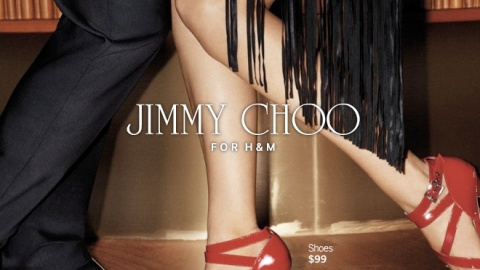 H&M Jimmy Choo Collaboration Video Launches Today, Offers Peek at What's to Come | StyleCaster