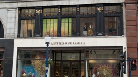 Anthropologie Store Locations Expanding Overseas for the First Time, London is the Lucky Winner | StyleCaster