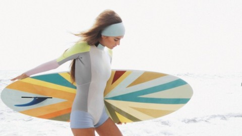 Roxy Surf Style Gets Cynthia Rowley's Designer Touch | StyleCaster
