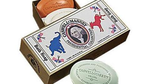 DAILY DESIRE: Limited Edition Presidential Soap Collection | StyleCaster