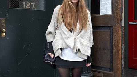 Street Style: New York – Catherine Holstein | StyleCaster