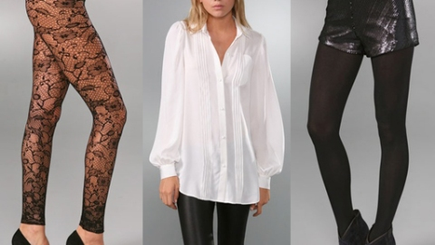 Shopbop: White Blouses – The Perfect Holiday Staple | StyleCaster