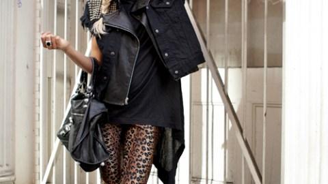 Street Style: New York – Jessica Hart | StyleCaster