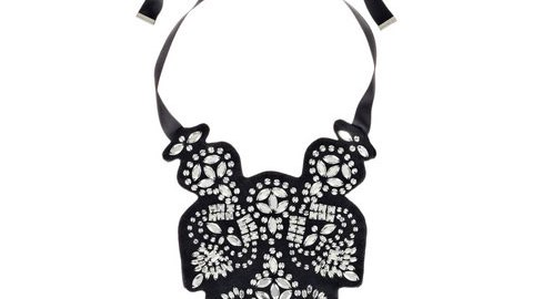 Style Tips: The Statement Necklace   StyleCaster