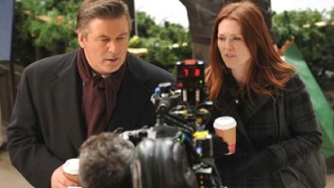 30 Rock TV to Get Julianne Moore as Alec Baldwin's Love Interest   StyleCaster