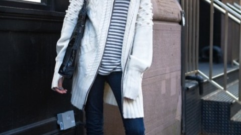 Street Style: New York – Kelsey Van Mook | StyleCaster