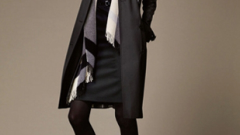 Burberry: Trench Pictures and Social Networking Site Launch | StyleCaster