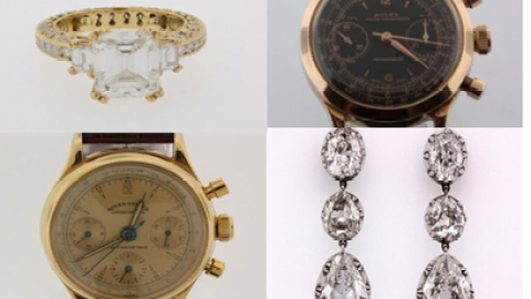 Bernie Madoff Auction This Weekend: Furs, Jewelry, Watches, and More | StyleCaster
