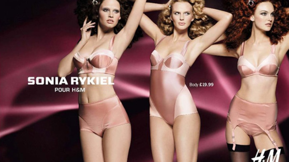 H&M Sonia Rykiel Collection Releases New Ads | StyleCaster