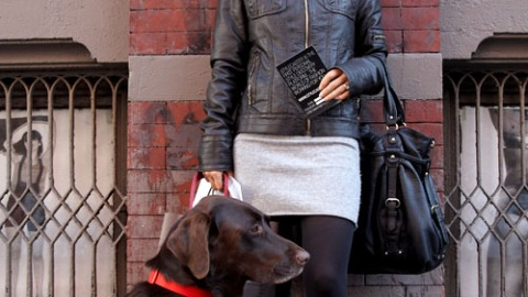 Street Style: New York – Yoon Shin | StyleCaster