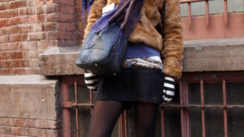 Street Style: New York – Teresa Vaca   StyleCaster