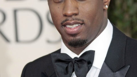"""Sean """"Diddy"""" Combs Plans 40th Birthday Blowout with Bronson Van Wyck   StyleCaster"""