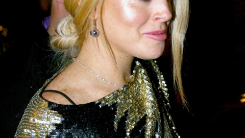 Lindsay Lohan Fashion: Actress Will Not Be Collaborating With Mouawad After All | StyleCaster