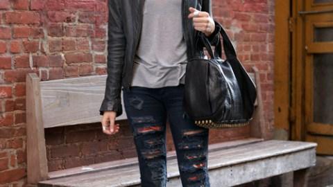 Street Style: New York – Casey Kent | StyleCaster