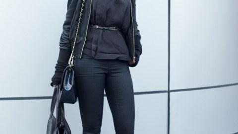 Street Style: New York – Janelle Grimmond   StyleCaster