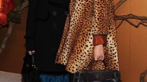 Tim Burton: Movie Director Gets a Tribute, Olsen Twins Attend | StyleCaster