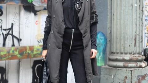 Street Style: New York – Olga | StyleCaster