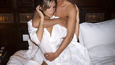 David and Victoria Beckham: On Sex and Salads | StyleCaster