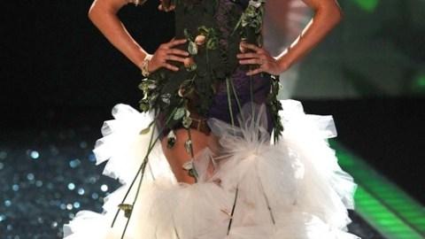 Heidi Klum: Project Runway Star Walks Victoria's Secret Fashion Show 6 Weeks After Baby   StyleCaster