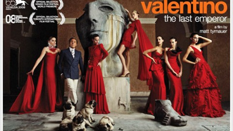 The Last Emperor: Valentino Movie Short-Listed for Oscars | StyleCaster