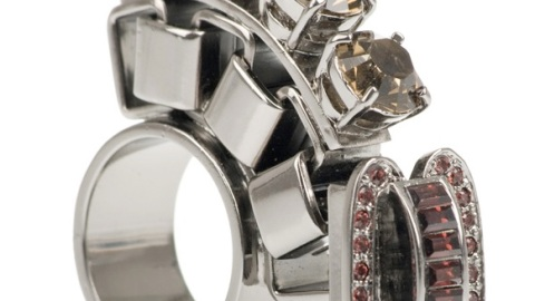 Cocktail Ring: Add Some Edge to Your Holiday Party | StyleCaster