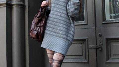 Street Style: New York – Aleksandra Semechkina   StyleCaster