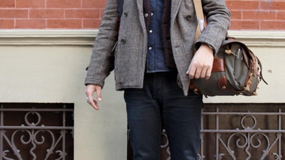 Street Style: New York – Akira Yamada   StyleCaster