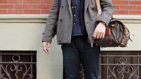 Street Style: New York – Akira Yamada | StyleCaster