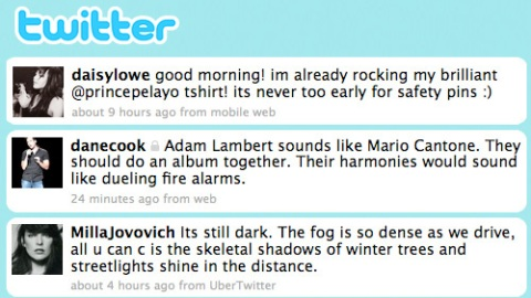 Your Thursday Twitter Roundup | StyleCaster