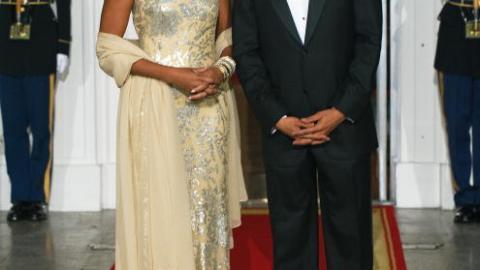Designer Naeem Khan Latest to Dress Michelle Obama | StyleCaster