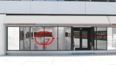 Gucci Icon -Temporary Pop-Ups in Miami For Art Basel   StyleCaster